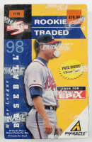 1998 Score Rookie and Traded Baseball Wax Box with (24) Packs at PristineAuction.com