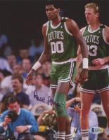 Robert Parish Signed Celtics 8x10 Photo (Beckett COA) at PristineAuction.com