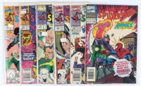 Lot of (6) Amazing Spider-Man Marvel Comic Books Issues Ranging from #27 - #339 at PristineAuction.com