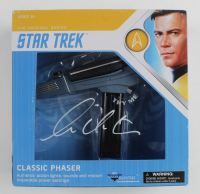 "William Shatner Signed ""Star Trek"" Phaser (Radtke COA) at PristineAuction.com"