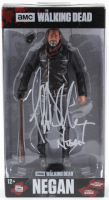 "Jeffrey Dean Morgan Signed ""The Walking Dead"" Negan Action Figure Inscribed ""Negan"" (Radtke COA) at PristineAuction.com"