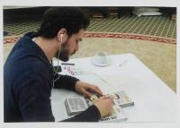 "Kit Harington Signed ""Game of Thrones"" #7 Jon Snow Funko Pop! Vinyl Figure (Radtke COA) at PristineAuction.com"