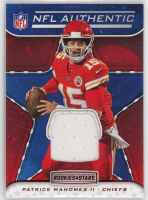 Patrick Mahomes II 2019 Rookies and Stars NFL Authentic Jerseys #22 at PristineAuction.com