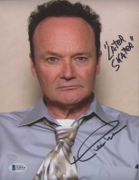 """Creed Bratton Signed """"The Office"""" 8x10 Photo Inscribed """"Later Skater"""" (Beckett COA) at PristineAuction.com"""