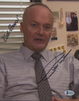 "Creed Bratton Signed ""The Office"" 8x10 Photo Inscribed ""Cool Beans"" (Beckett COA) at PristineAuction.com"