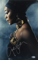 "Angela Bassett Signed ""Black Panther"" 12x18 Photo (Beckett COA) at PristineAuction.com"