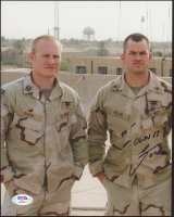 """Jocko Willink Signed 8x10 Photo Inscribed """"Own It"""" (PSA COA) at PristineAuction.com"""
