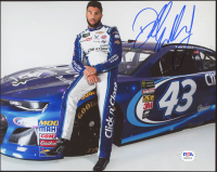 "Darrell ""Bubba"" Wallace Signed NASCAR 8x10 Photo (PSA COA) at PristineAuction.com"