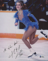 "Katarina Witt Signed 8x10 Photo Inscribed ""All The Best 2020"" (Beckett COA) at PristineAuction.com"