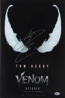 "Tom Hardy Signed ""Venom"" 12x18 Photo (Beckett COA) at PristineAuction.com"