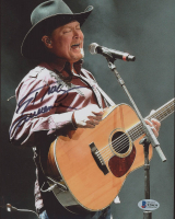 Tracy Lawrence Signed 8x10 Photo (Beckett COA) at PristineAuction.com