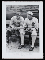 "Historical Photo Archive - Babe Ruth & Joe Jackson ""Shoeless Joe"" & The Babe"" Limited Edition 10.5x14.5 Fine Art Giclee on Paper # / 375 (PA LOA) at PristineAuction.com"