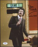 "Alex Trebek Signed ""Jeopardy!"" 8x10 Photo Inscribed ""Circa 1975"" (PSA COA) at PristineAuction.com"