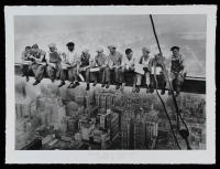 "Historical Photo Archive - ""Lunch atop a Skyscraper"" Limited Edition 16.5x22 Fine Art Giclee on Paper #/375 (PA LOA) at PristineAuction.com"