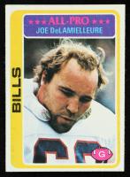 Joe DeLamielleure 1978 Topps #20 at PristineAuction.com