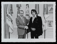 "Historical Photo Archive - ""The President & the King"" Limited Edition 16.5x22 Fine Art Giclee on Paper #/375 (PA LOA) at PristineAuction.com"
