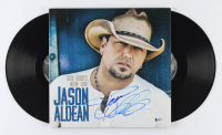 "Jason Aldean Signed ""Old Boots, New Dirt"" Vinyl Record Album (Beckett Hologram) at PristineAuction.com"