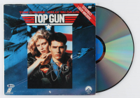 "Steve Stevens Signed ""Top Gun"" Vinyl Record Album (Beckett Hologram) at PristineAuction.com"