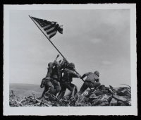"Historical Photo Archive - ""Raising The Flag"" Limited Edition 18.25x21.75 Fine Art Giclee on Paper #/375 (PA LOA) at PristineAuction.com"