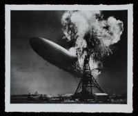 """Historical Photo Archive - """"The Hindenburg"""" Limited Edition 18.25x22 Fine Art Giclee on Paper #/375 (PA LOA) at PristineAuction.com"""