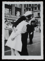 """Historical Photo Archive - """"Kissing the War Goodbye"""" Limited Edition 16.5x22 Fine Art Giclee on Paper #/375 (PA LOA) at PristineAuction.com"""