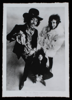 "Historical Photo Archive - ""The Jimi Hendrix Experience"" Limited Edition 16.5x22 Fine Art Giclee on Paper #/375 (PA LOA) at PristineAuction.com"