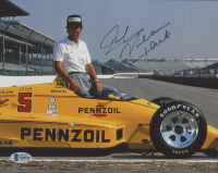 Rick Mears Signed 8x10 Photo (Beckett COA) at PristineAuction.com