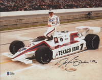 Tom Sneva Signed 8x10 Photo (Beckett COA) at PristineAuction.com