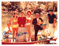 "Bob Denver, Dawn Wells & Russell Johnson Signed ""Gilligan's Island"" 8x10 Photo (JSA COA) at PristineAuction.com"