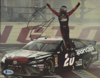 Erik Jones Signed NASCAR 8x10 Photo (Beckett COA) at PristineAuction.com