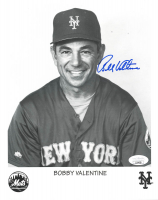 Bobby Valentine Signed Mets 8x10 Photo (JSA COA) at PristineAuction.com