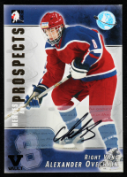 Alexander Ovechkin 2004-05 ITG Heroes and Prospects #119 at PristineAuction.com