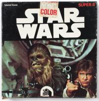 Vintage 1977 Star Wars 8mm Film Reel at PristineAuction.com