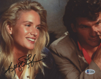 "Kelly Lynch Signed ""Road House"" 8x10 Photo (Beckett COA) at PristineAuction.com"