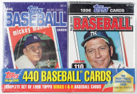 1996 Topps Baseball Factory Complete Set of (440) Baseball Cards at PristineAuction.com