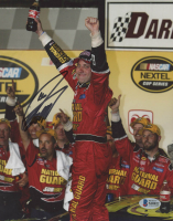 Greg Biffle Signed 8x10 Photo (Beckett COA) at PristineAuction.com