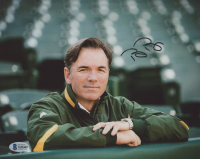 """Billy Beane Signed """"Moneyball"""" 8x10 Photo (Beckett COA) at PristineAuction.com"""