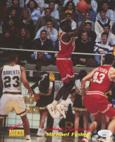 Michael Finley Signed Wisconsin Badgers 8x10 Photo (JSA COA) at PristineAuction.com