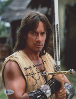 """Kevin Sorbo Signed """"Hercules: The Legendary Journeys"""" 8x10 Photo inscribed """"Stay Strong"""" (Beckett COA) at PristineAuction.com"""