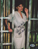 "Adrienne Barbeau Signed ""Escape from New York"" 8x10 Photo Inscribed ""My Best"" (Beckett COA) at PristineAuction.com"