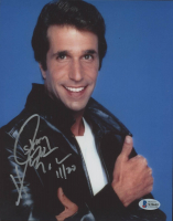 "Henry Winkler Signed ""Happy Days"" 8x10 Photo Inscribed ""Stay Cool"" & ""11/20"" (Beckett COA) at PristineAuction.com"