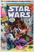 "1977 ""Star Wars"" Issue #7 Marvel Comic Book at PristineAuction.com"