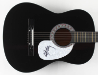 Willie Nelson Signed Acoustic Guitar (AutographCOA Hologram) at PristineAuction.com
