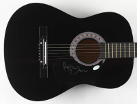 Cher Signed Acoustic Guitar (AutographCOA COA) at PristineAuction.com