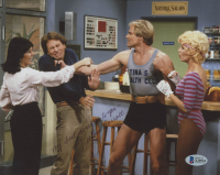 "Victoria Carroll Signed ""Three's Company "" 8x10 Photo Inscribed ""My Best Wishes to You"" (Beckett COA) at PristineAuction.com"