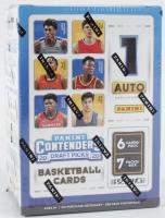 2020 Panini Contenders Draft Picks Basketball Blaster Box of (7) Packs at PristineAuction.com