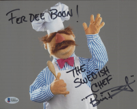 "Bill Barretta Signed ""The Muppets"" 8x10 Photo Inscribed ""Swedish Chef"" & ""Fer Dee"" (Beckett COA) at PristineAuction.com"