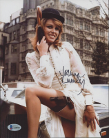 Joanna Lumley Signed 8x10 Photo (Beckett COA) at PristineAuction.com