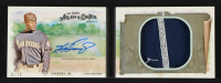 Ken Griffey Jr. 2018 Topps Allen and Ginter Autograph Relic Booklets #ARBCKG at PristineAuction.com