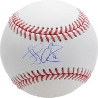 Luke Voit Signed OML Baseball (Fanatics Hologram) at PristineAuction.com